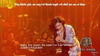 [Vietsub] Jessie J - Domino | Singer China 2018 Episode 1