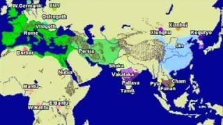 紀元前1000年~紀元後1000年の歴史