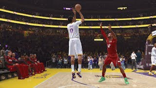 NBA Christmas Day Special: Heat vs Lakers - 1st Half (NBA Live 14 - PS4)