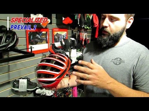 BRM REVIEW 13 - Specialized Capacete Prevail