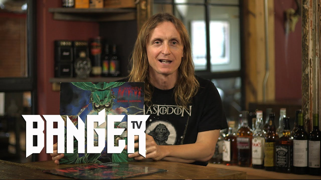 AUTOPSY Skull Grinder Album Review | Overkill Reviews episode thumbnail