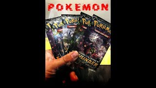 POKEMON||LOST THUNDER BOOSTER PACK OPENING||