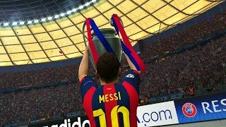 JUVENTUS vs BARCELONA - FINAL UEFA Champions League 06/06/2015 (PES 2015)