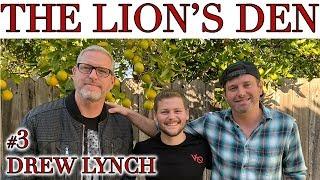 3 Drew Lynch The Lion s Den w Brent Morin Jason Collings