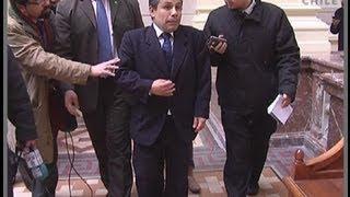 Los cuestionamientos al ex fiscal Alejandro Peña