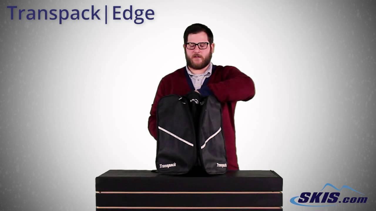 38d2195640 Transpack Edge Ski Boot Bag 2017 - YouTube
