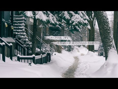 Living in MONTREAL - [Travel the world]