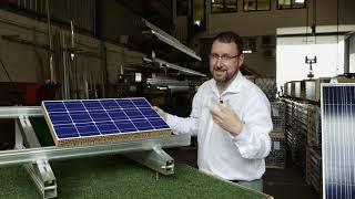 ¿Paneles solares en horizontal o en vertical? - ALUSÍN SOLAR