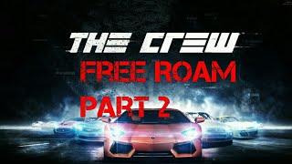 The Crew (PS4) Free Roam Part 2