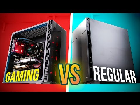 Are  Gaming  Parts ACTUALLY Faster?? - Final Answer