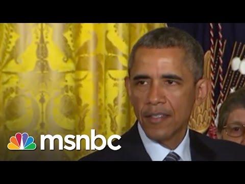 President Obama Unveils Clean Power Plan | msnbc