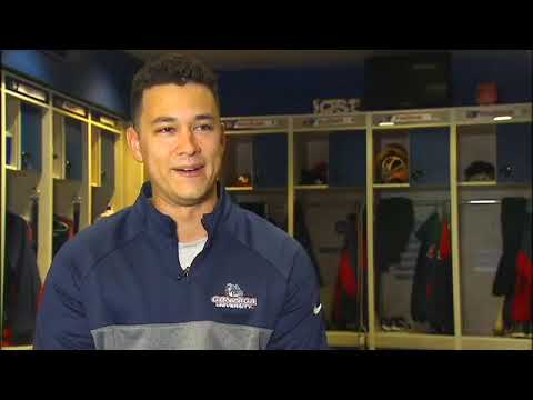 Seattle Mariners pitcher Marco Gonzales full sit-down interview