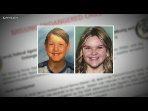 Valley Mom Named Person Of Interest In Disappearance Of Her 2 Children