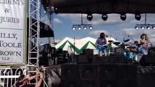 Melissa Crispo Band/Toni Williams solo~ Roadhouse Blues Cover