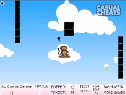 Bloons Player Pack 3 Level 26 Captain Caveman