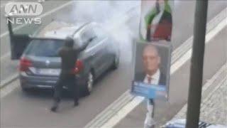 ユダヤ教施設の前で銃乱射 2人死亡 ドイツ(19/10/09)
