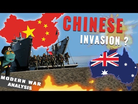 Could Chinese Military Conquer Australia? (2019)