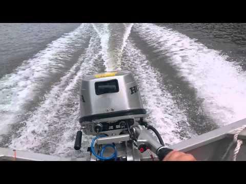 Honda 8hp Shortshaft Outboard motor