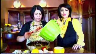 Ashpazkhana - Cooking With Nazema Momand-walnut Cake, Sugar Roasted Almonds شيرينباب