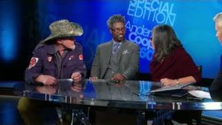 CNN: Roseanne Barr and Ted Nugent spar over politics