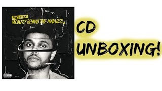 The Weeknd Beauty Behind the Madness album (Unboxing) thumbnail