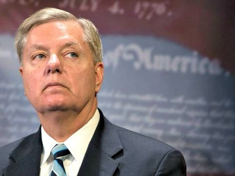 Lindsey Graham Might Come To The Rescue For Liberals