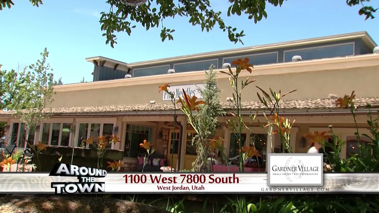 Shopping at Gardner Village - YouTube : gardner village quilt shop - Adamdwight.com