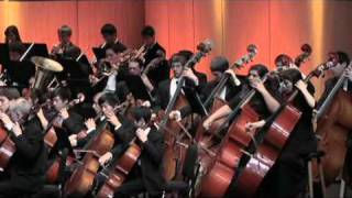 January 2010 CVYO Youth Orchestra Scheherazade 2nd Movement