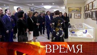 Филиал Малого театра России открылся в Когалыме.
