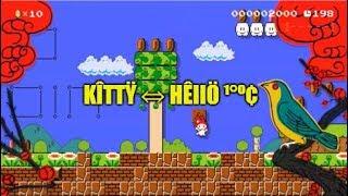 Extremely Easy Super Mario Maker Level!   κîττÿ ⇔ нêιιö ¹°º¢ By Tyler