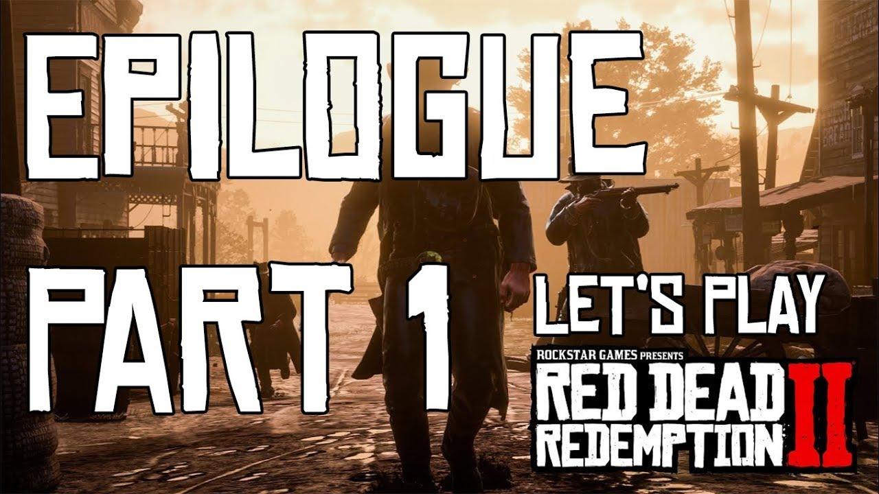 Red Dead Redemption 2 Epilog