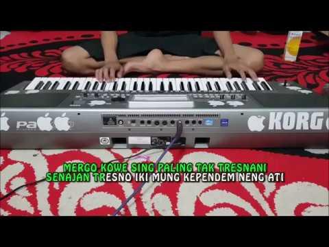 Karaoke Kependem Tresno Cover Dangdut Koplo No Vokal Sampling Keyboard