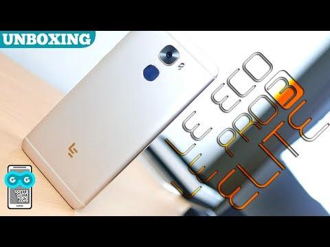 Unboxing Le Eco Le Pro 3 Elite Indonesia - 2jutaan dapat Snapdragon 820!