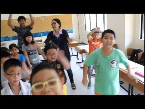 Class Caspian, St Stephen's English & Adventure Camp A, 2015