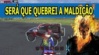 H1Z1 KING OF THE KILL / QUEBREI A MALDIÇÃO ?