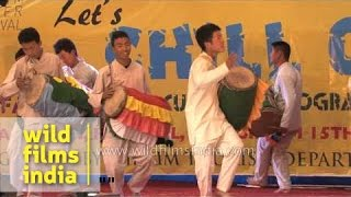 Chyabrung dance of Limbu tribe