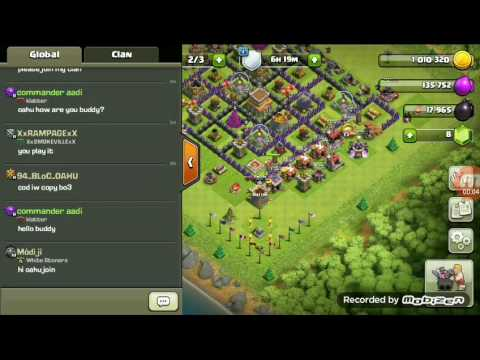 two leader glitch or reality hack clash of clans hacked