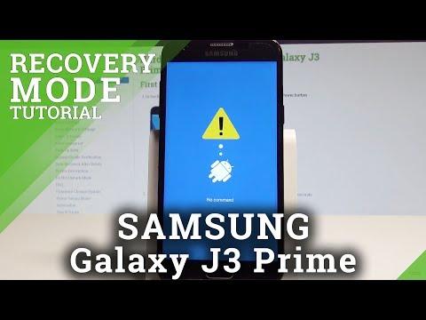Recovery Mode SAMSUNG J3119 Galaxy J3 Pro - HardReset info