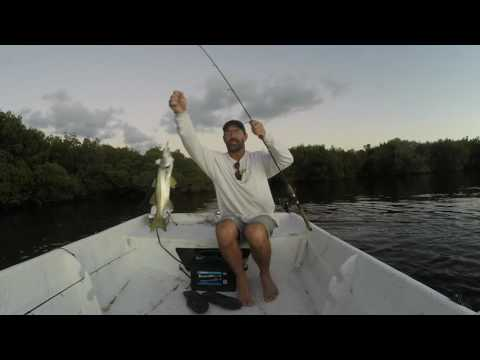Fishing For Snook And Sea Trout Around St. Lucie Nuclear Power Plant
