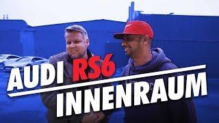JP Performance - Audi RS6 Innenraum