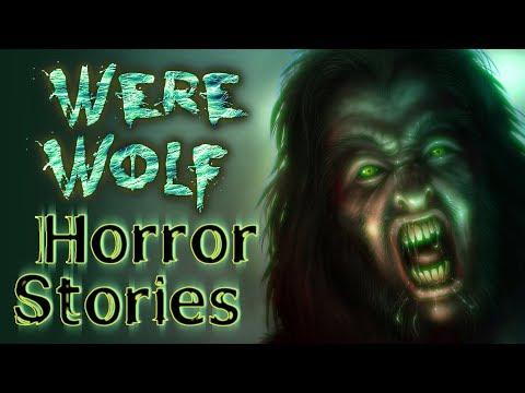 🐺 4 WEREWOLF Horror Stories Told On Halloween 🐺 Scary Audiobook