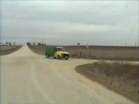 Big Green Van - Remembered