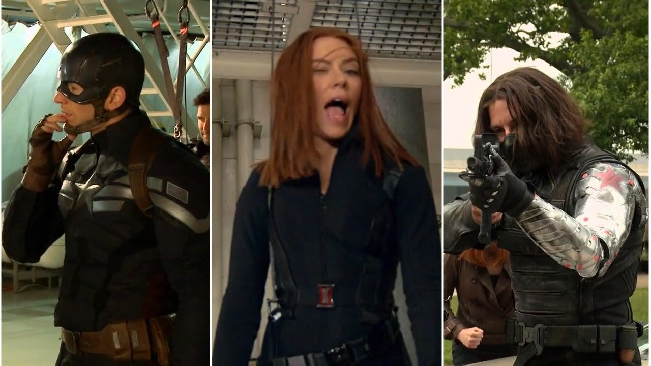 Download Captain America: The Winter Soldier | Behind the scenes
