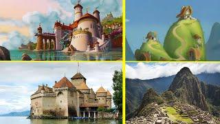 10 Lugares que inspiraron películas