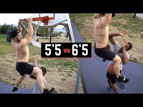 5'5 Bodybuilder vs 6'5 Basketball Star | My Opinion on BULKING & Gaining FAT