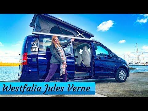 Mercedes Benz Camper Van - Westfalia Jules Verne