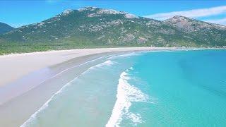 Wilsons Promontory, Victoria, Australia DJI Phantom 3 Drone 4K Video