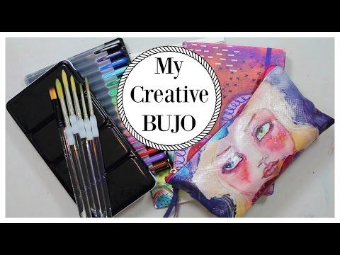 My Creative BUJO | Chrissie B.