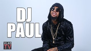 DJ Paul on Relationship with Juicy J, Not Doing Music Together, Three 6 Reunion (Part 1)