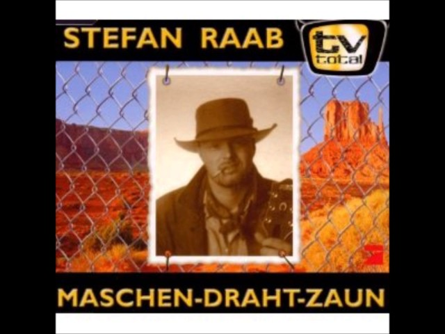 Maschen Draht Zaun Stefan Raab Shazam